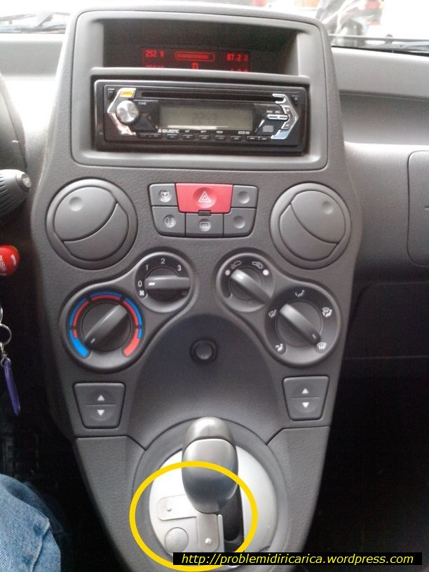 Minitour elettrico: Fiat Panda Zebra (5/6)